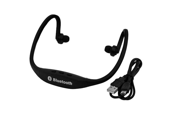 Trådlösa in-ear-hörlurar Bluetooth 4.2 Headset