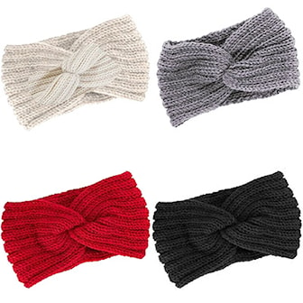 Light Grey, Red, Black, Beige, 4-pack, 4-pack,