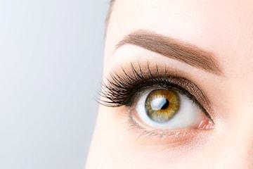 Microblading och shading för ögonbryn