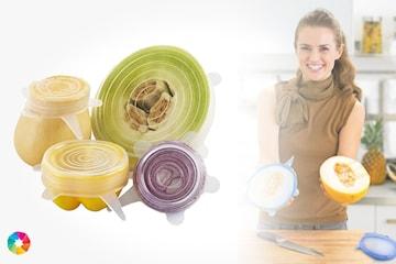 Universallock för matförvaring 6-pack