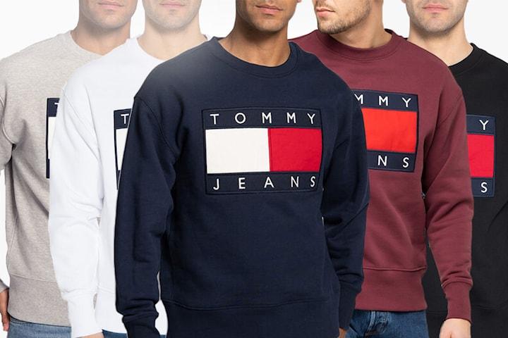 Tommy Hilfiger sweatshirt herr