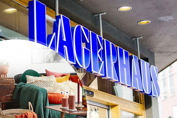 Lagerhaus gavekort med verdi à 300 kr