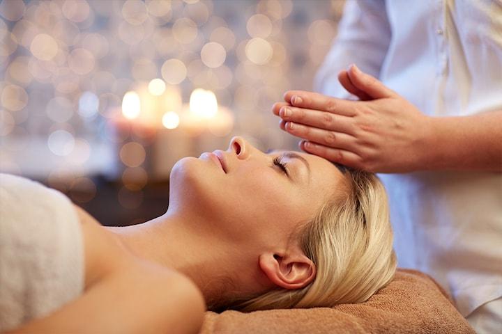 Hode-, nakke- eller skuldermassasje hos Akupunktursenteret