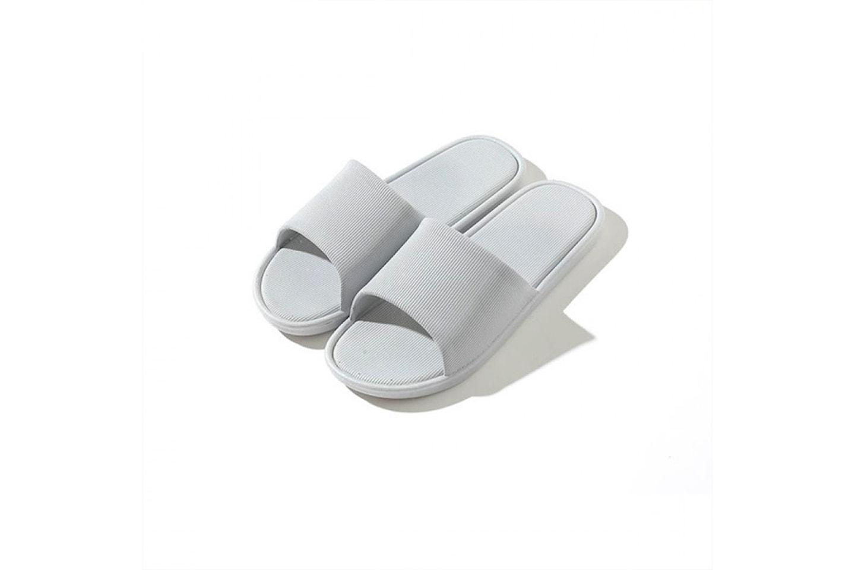 Tofflor med anti slip-funktion