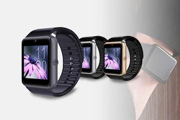 GT08 Bluetooth smartklokke