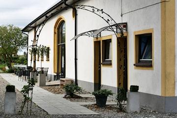 Österlen och Hotell Borrby för 2 inkl. 3-rätters