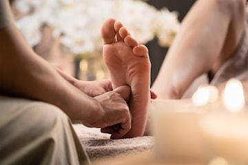 Kinesisk medicinsk fotmassage, 60 min