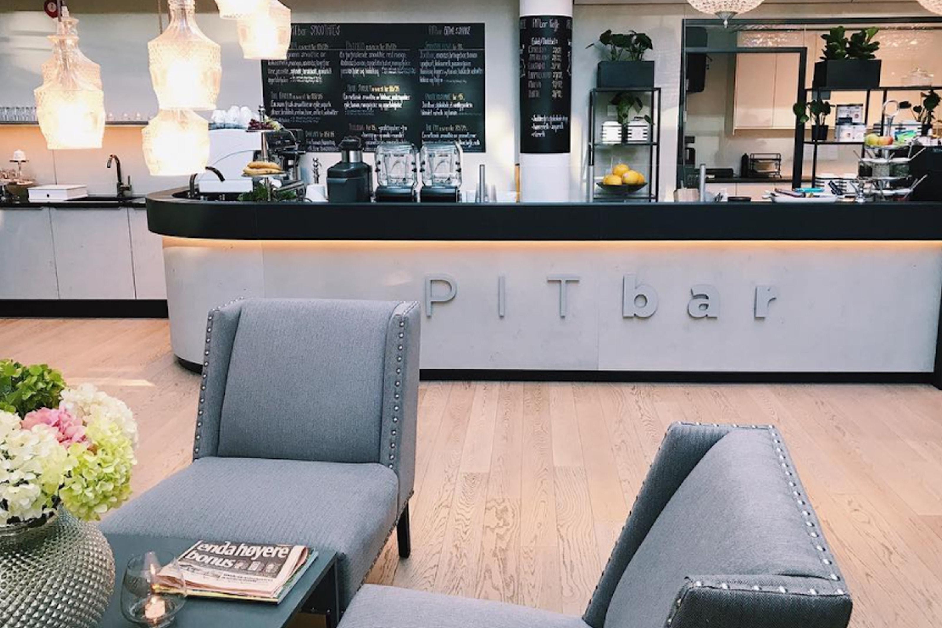 Opplev thePit hos eksklusive studio Jobbsprek på Aker Brygge