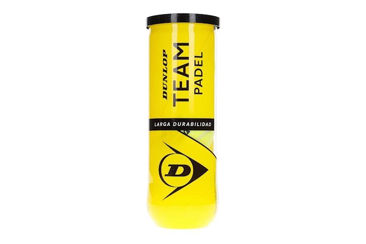 Dunlop, 3x Padelbollar - Team Padel