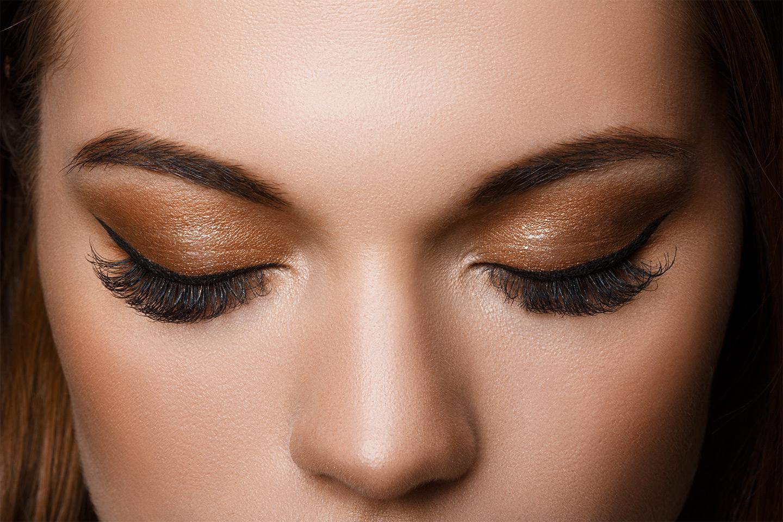Vippe-extension hos Makeup by Uzma (1 av 4)