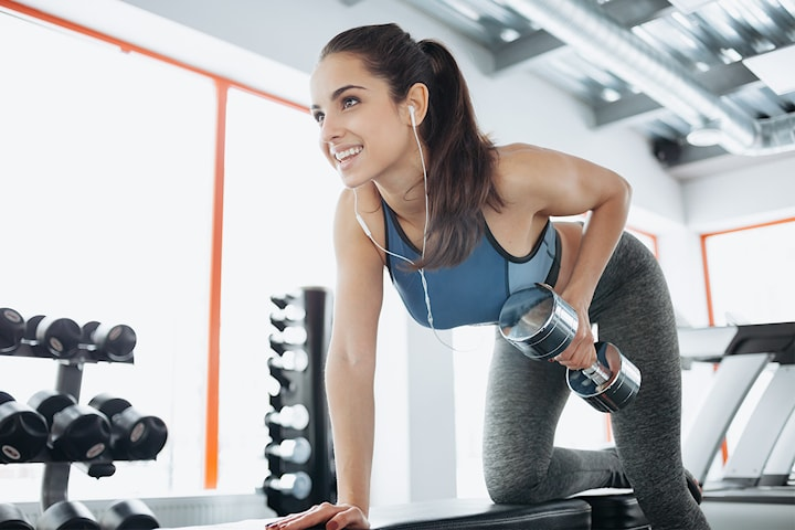 Få resultatene du alltid har ønsket deg med 5 eller 10 PT timer hos kjente Optimal Trening