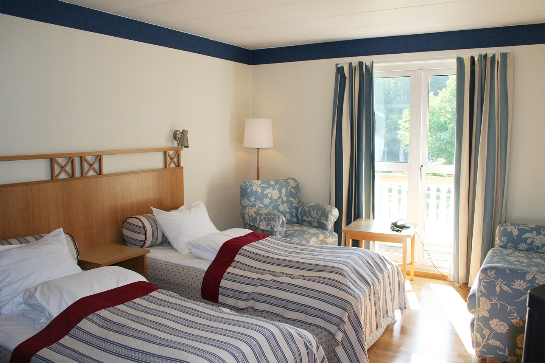 Hankø Hotell & Spa for to personer