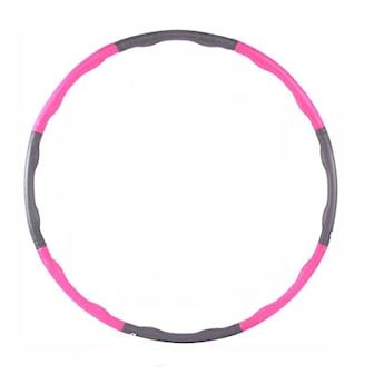 Rosa, Weighted hula hoop, Rockring med vikt, ,