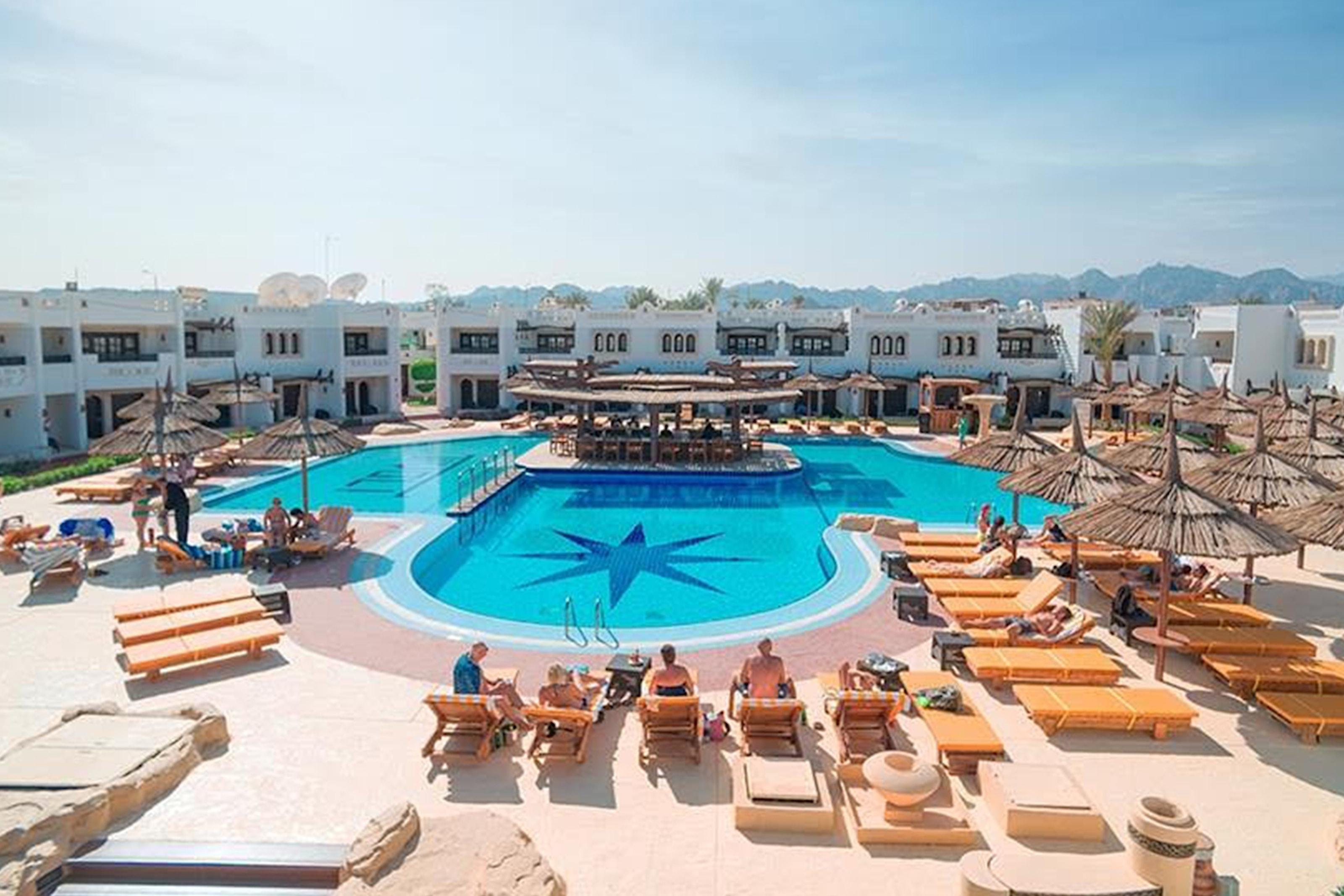 All inclusive i härliga Sharm el Sheikh