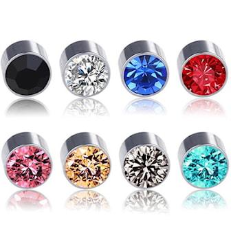 Mixed Colors, 8 pairs, 8 par, ,