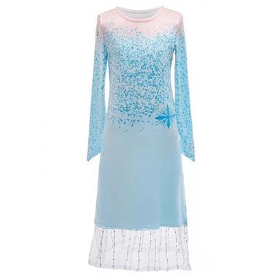 110 cm, Dress, Kjole, Frost-inspirerte klær,  (1 av 1)