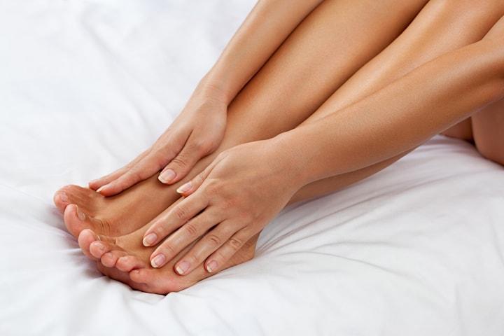 Lättare fotvård, quickfix för trötta fötter