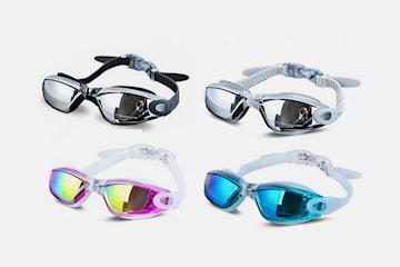 Svømmebriller med anti-dugg