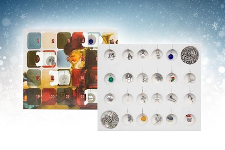 Adventskalender med smykker