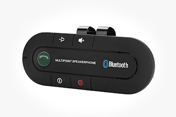 Bluetooth hands-free til bilen