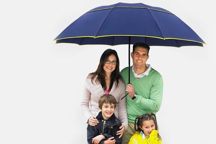 Paraply 130 cm