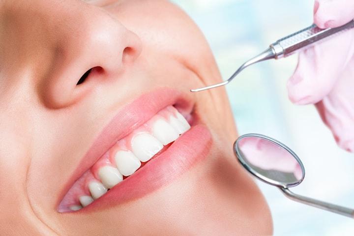 Tandundersökning med röntgen