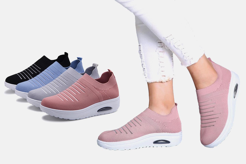 Luftiga sneakers (1 av 10)