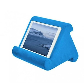 Blå, Pillow Stand For iPad Tablet, Kuddställ för iPad, ,
