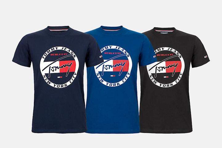 Tommy Hilfiger T-skjorte