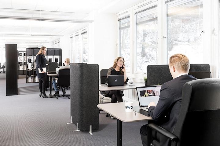 GOWORK – Leie av kontorplass i inspirerende coworking senter