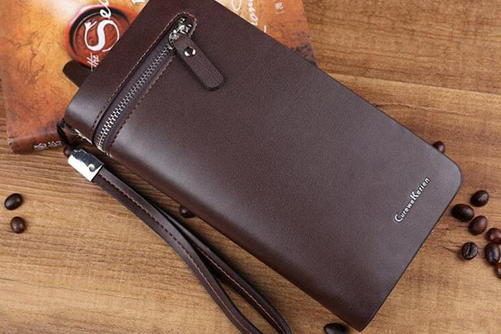 Plånbok i PU-läder