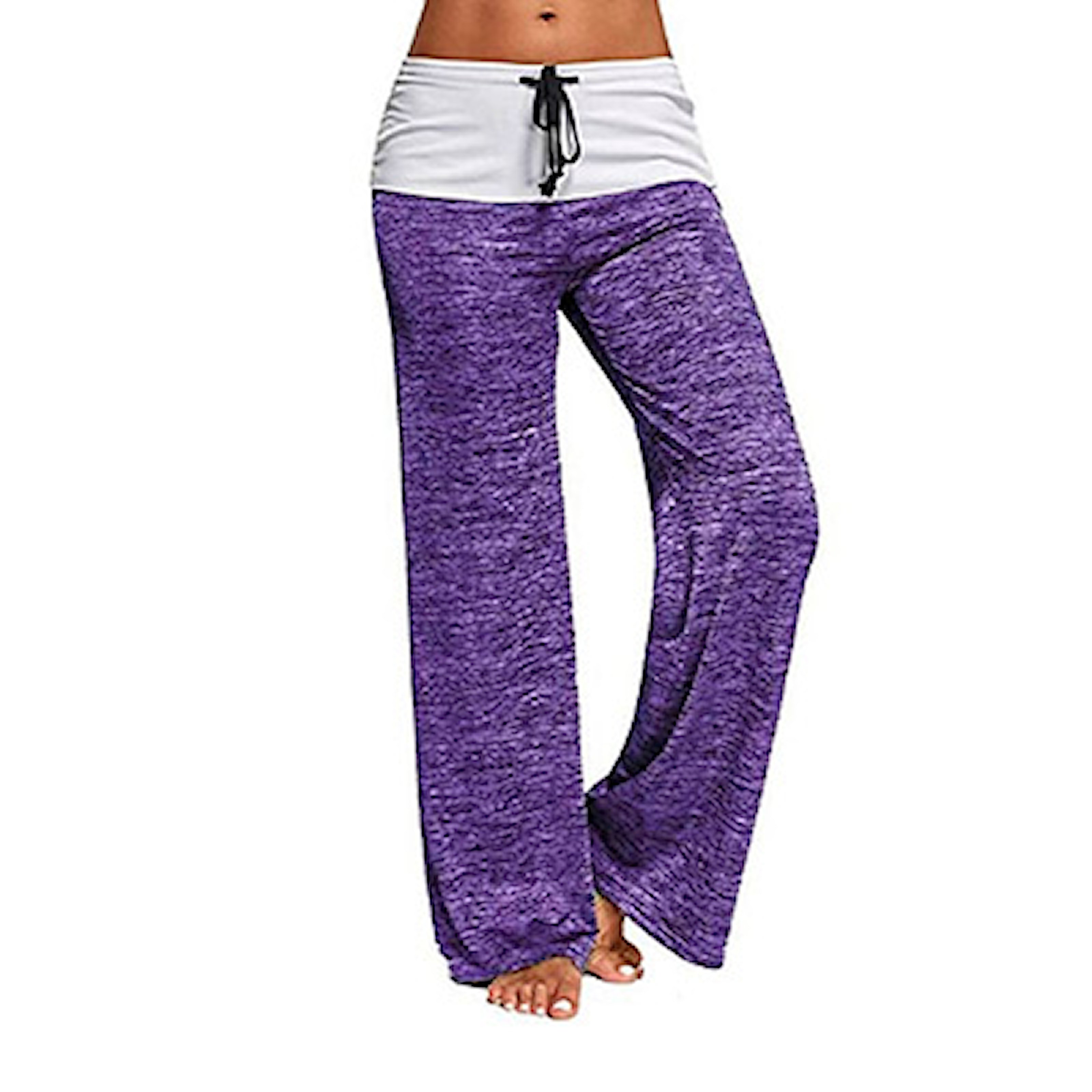 Lilla, XXL, Womens yoga pants, Yogabukser, ,