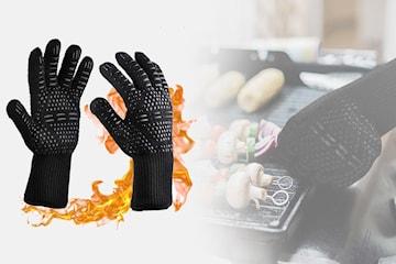 Varmebestandige hansker