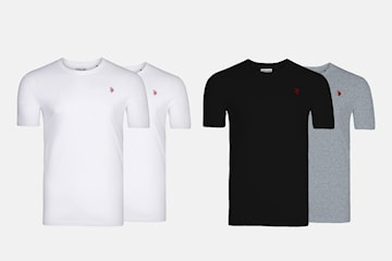 US Polo t-shirt 2-pack