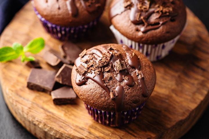 Valfri muffin inkl. kaffe eller läsk på Drottninggatan