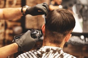 Klippning för kort hår