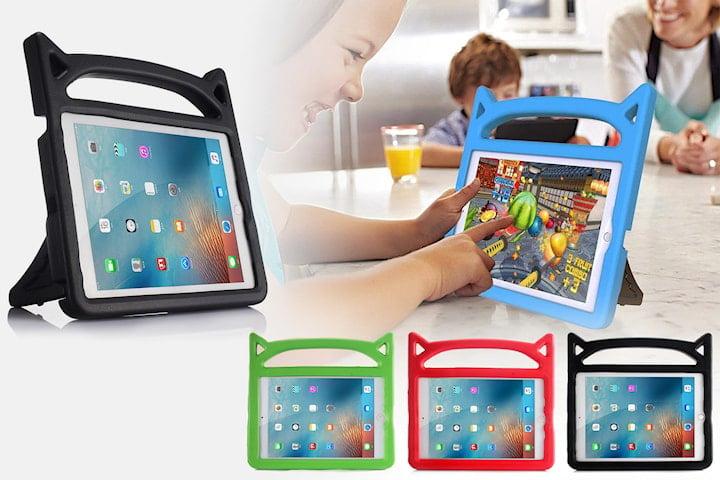 Barnevennlig deksel til iPad