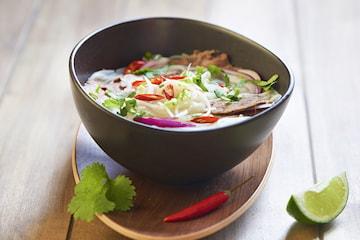 Åpningstilbud! Få en nydelig varmrett fra TNT sushi