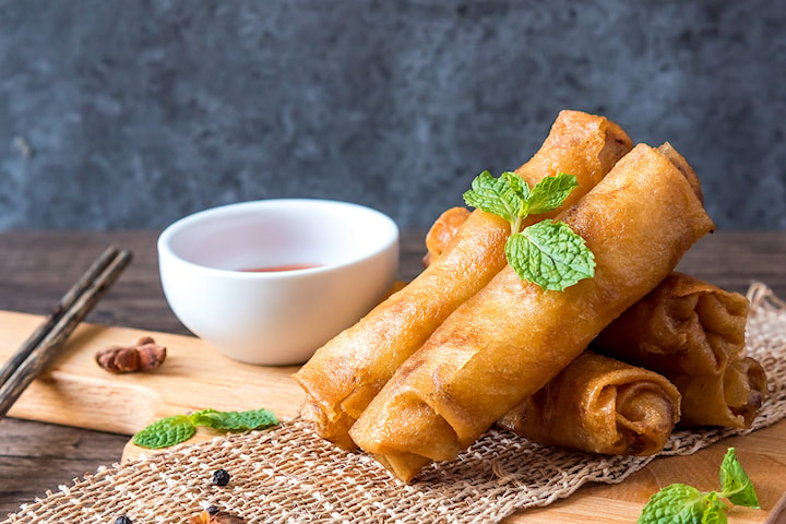 Nydelig takeaway fra den populære foodtrucken ThaiThai Takeaway Blomsterdalen Senter