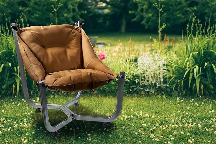 Clara stol för utomhusbruk