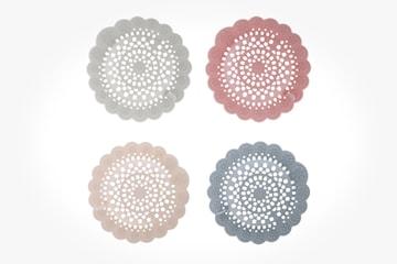 Blomsterfilter til kjøkkenvask