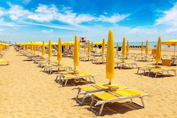 Fem netter inkludert frokost for to personer på Hotel Panorama i Lido di Jesolo
