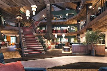 Natt for to på Fyri Resort i Hemsedal