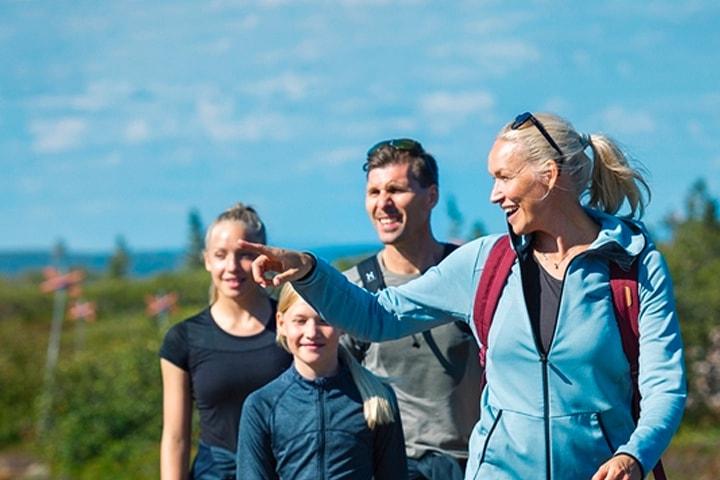 Sälen i Sommar – weekend eller kortvecka i stuga för 6 personer