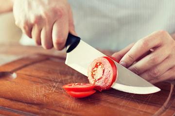 Få dina slöa knivar sylvassa igen