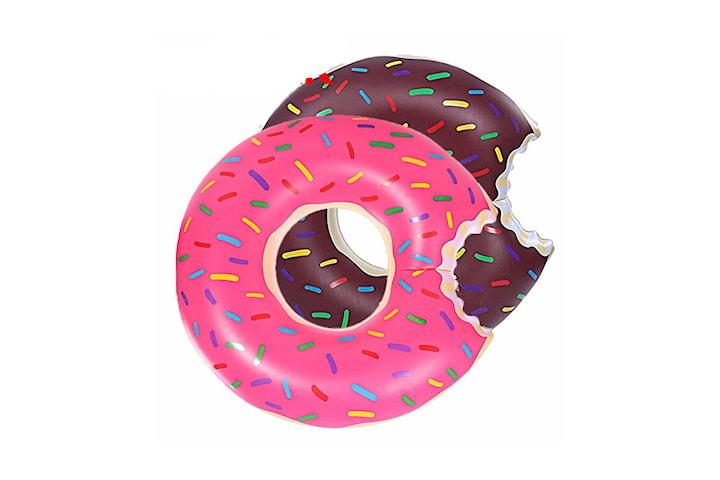 Badering donut