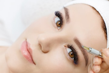 3D microblading med PhiBrows
