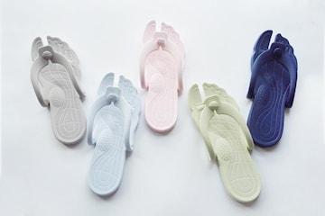 Foldbare flip-flops