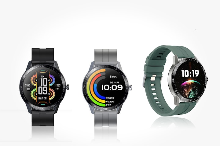 G1-Plus smartwatch