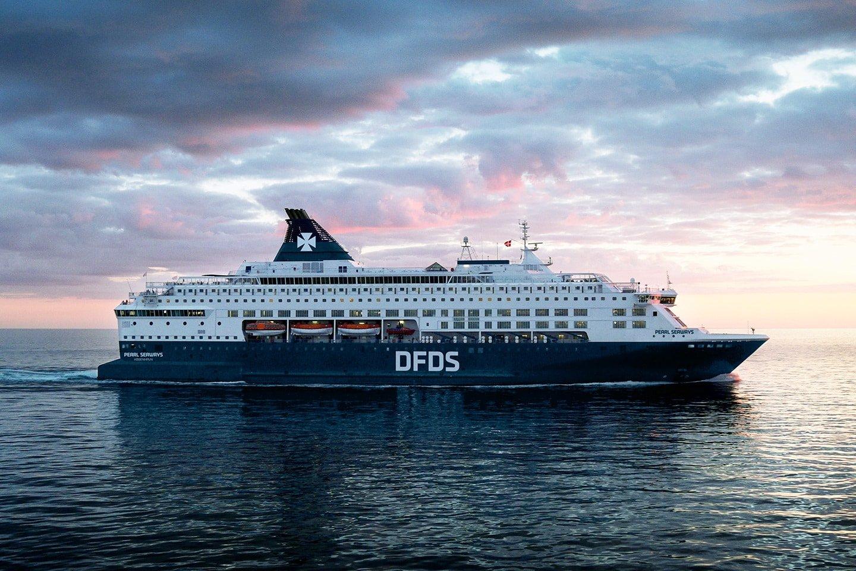Romantisk Mini Cruise til København for to personer